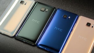 HTC U with Snapdragon 835 chip, 4GB of RAM, 64GB of storage and a 16-megapixel camera