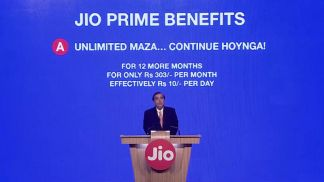 Reliance Jio Prime Membership Plan