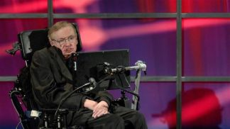 Stephen Hawking travelling to space after a businessman offered a free seat on Virgin Galactic