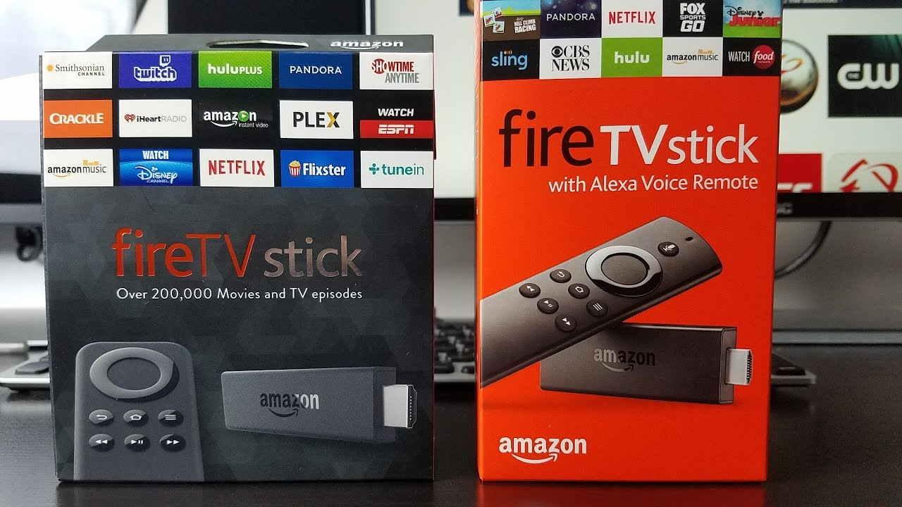 fire tv stick update