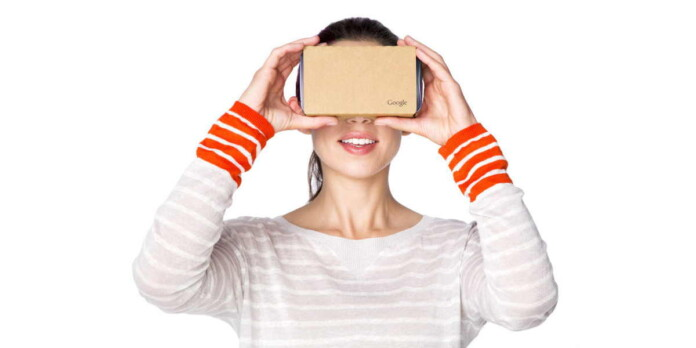 Google brings in-browser VR to Cardboard