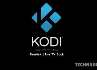 How to install Kodi 18.0 Leia on Firestick