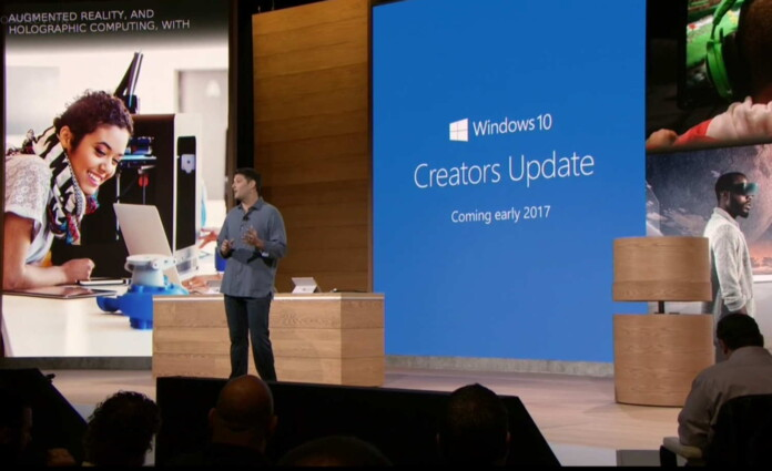 Microsoft is letting Windows 10 users update early with the latest release