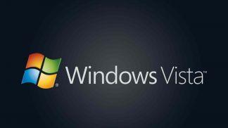 Windows Vista will no longer have an update