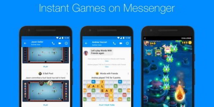 Facebook Messenger instant games go global