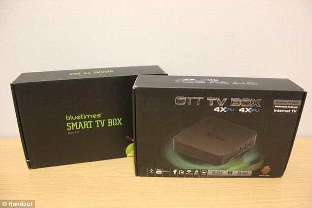 Kodi TV Boxes