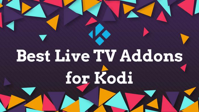 Best Live Tv Kodi Addons For Watching Free Amp Premium