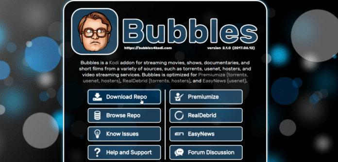 Bubbles Kodi Addon - Best Working Kodi Addons