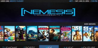 How to Install Nemesis Build on Kodi 17 Krypton