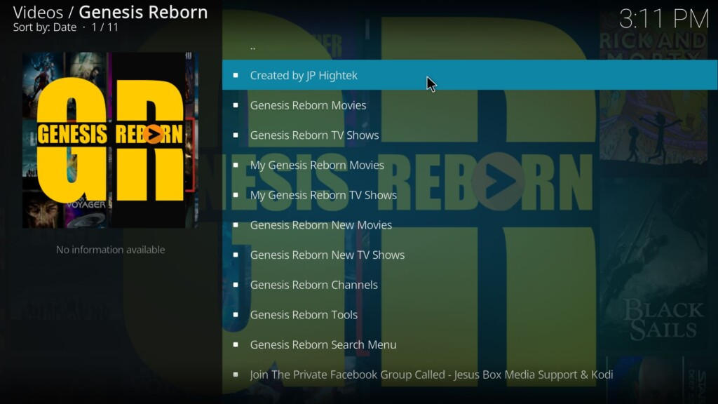 20 Steps to Install Genesis Reborn Kodi Addon in 2019 (with
