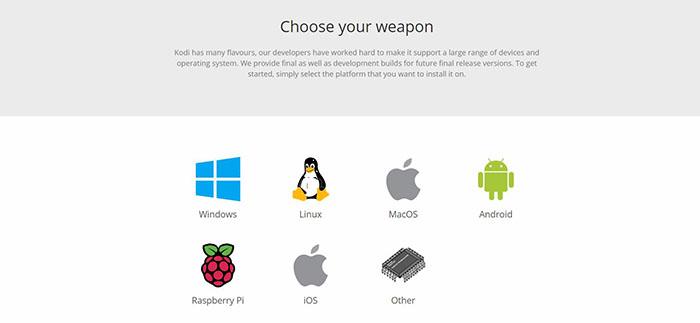 Install Kodi on Windows - Installation 1