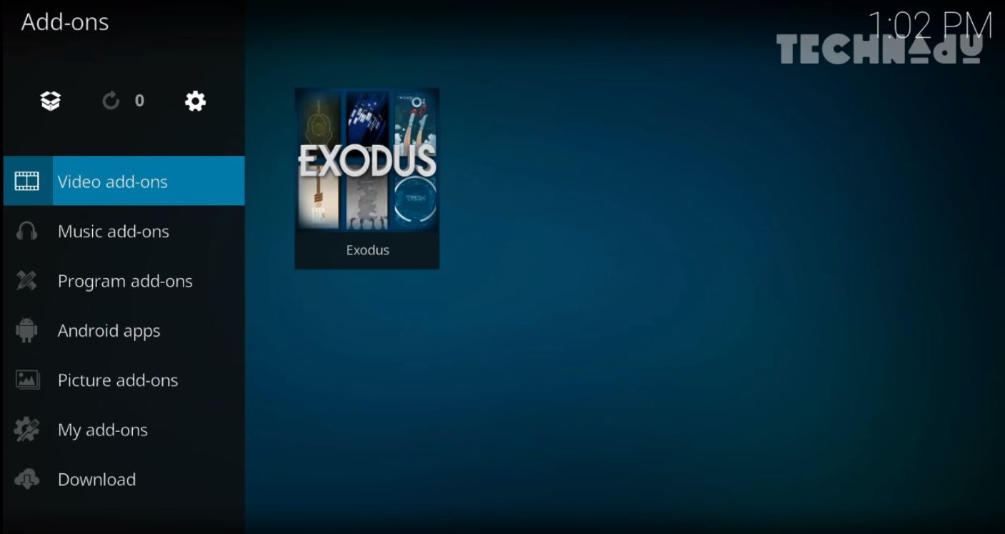 Phoenix Kodi Add-on - Installation Step 5