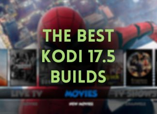 Best Kodi 17.5 Builds - Featured