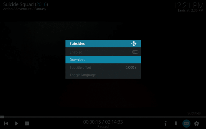 Exodus Not Working - Subtitles 5