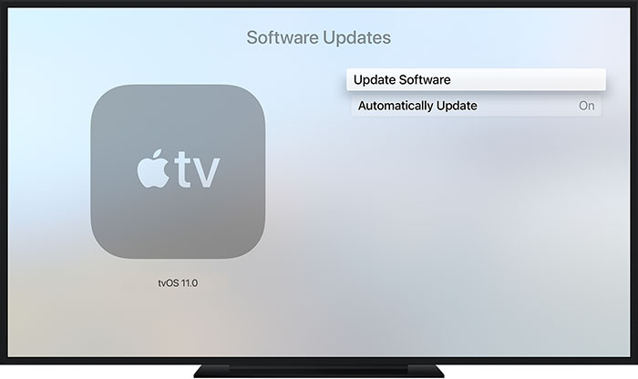 Install Kodi on Apple tv - Update 1
