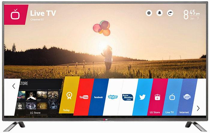 Install Kodi on Smart TV -LG Smart TV