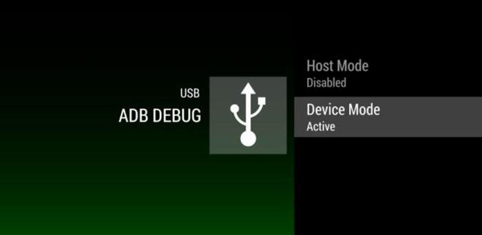 Kodi on Razer Forge TV - ADB Debugging