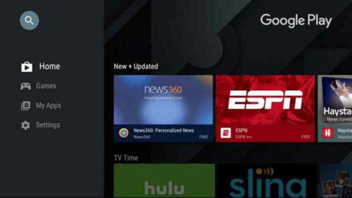 Kodi on Razer Forge TV - Developer Options
