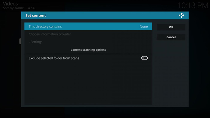 How to Import Videos to Kodi