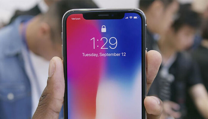 to turn off iphone x
