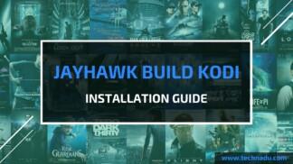 Jayhawk Build Kodi