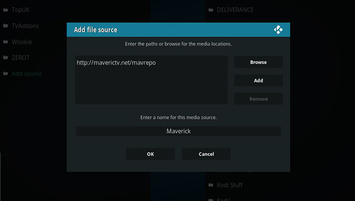 20 Steps to Install Maverick TV Kodi Addon in 2019 (with