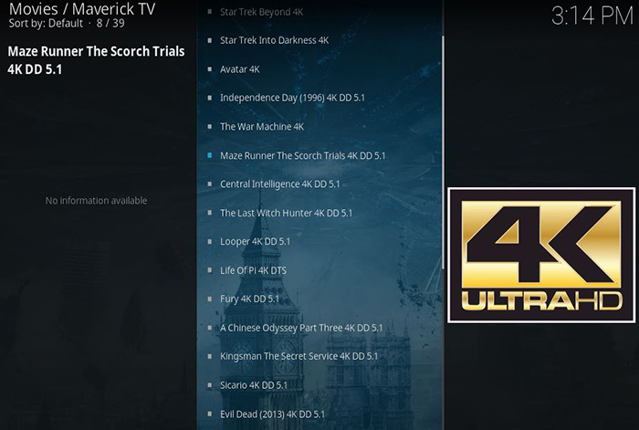 20 Steps to Install Maverick TV Kodi Addon in 2019 (with Pictures)