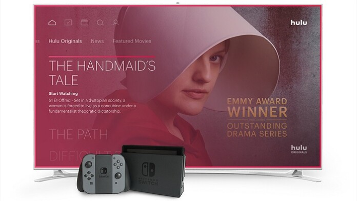 Hulu with Live TV now available on Nintendo Switch