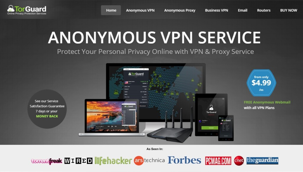 TorGuard VPN Review 2017