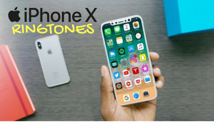 how to get ringtones for iphone x