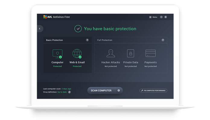 avg antivirus free 2017 reviews & ratings