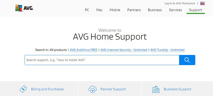 avg free for business use