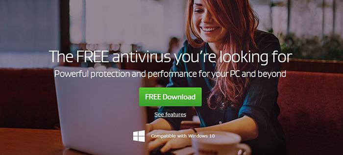 Best Free Antivirus 2018: AVG Antivirus Free