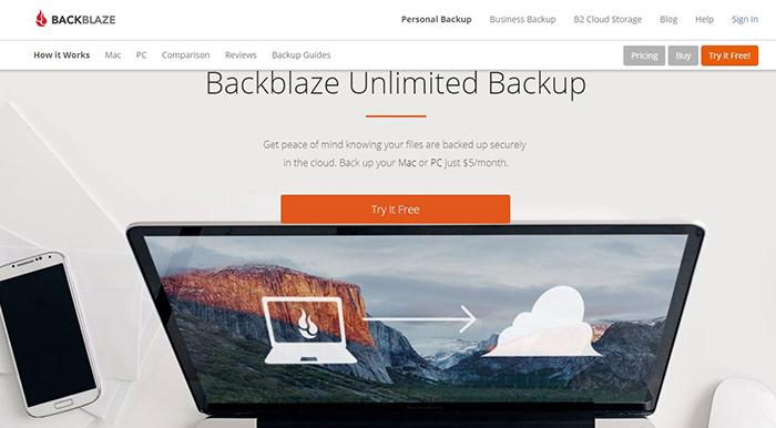 Best online data storage options