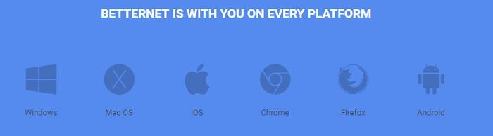 Chrome webstore touch vpn