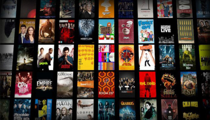 Create a library in kodi