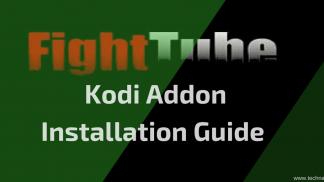 FightTube Kodi Addon