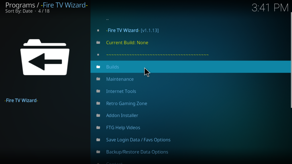 Fire TV Guru Kodi Build