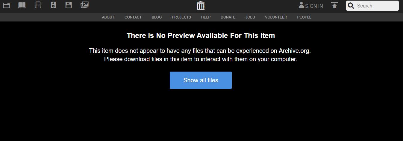 Free Movie Download: The Internet's Free Archive - TechNadu