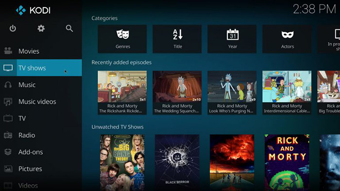 How to Use Kodi Legally
