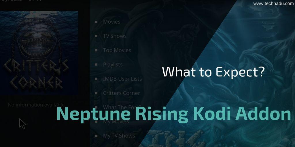 Neptune Rising Kodi Addon