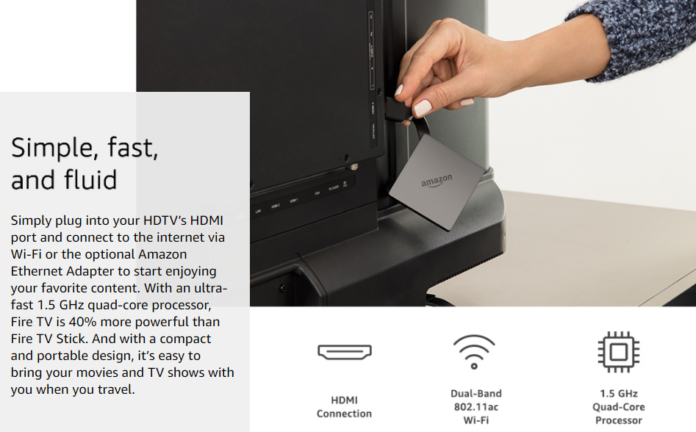 TechNadu's Giveaway: Win The Newest Amazon Fire TV (2017