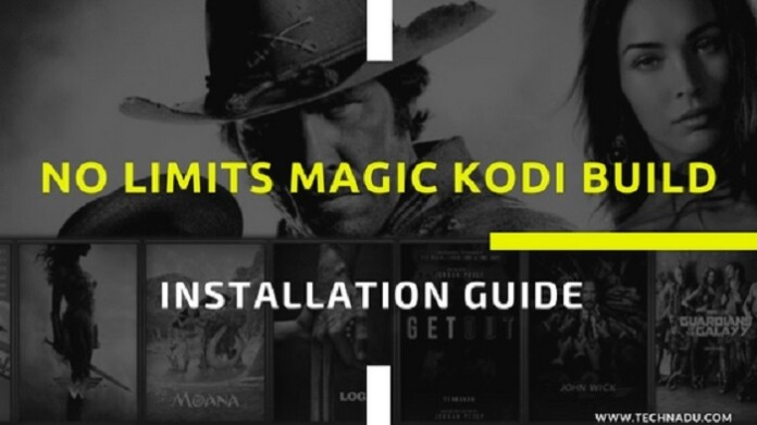 how to use no limits magic build