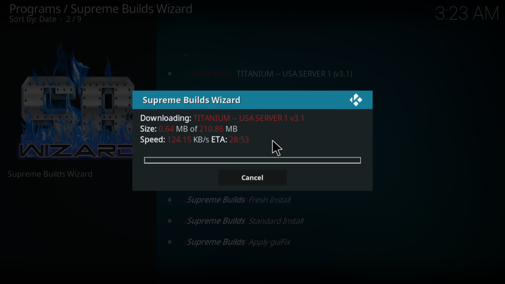 22 Steps to Install Titanium Kodi Build in 2019 (with Pictures