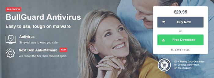 Pricing Bullguard Antivirus