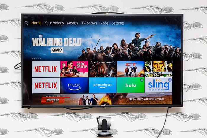 Amazon Fire TV Content