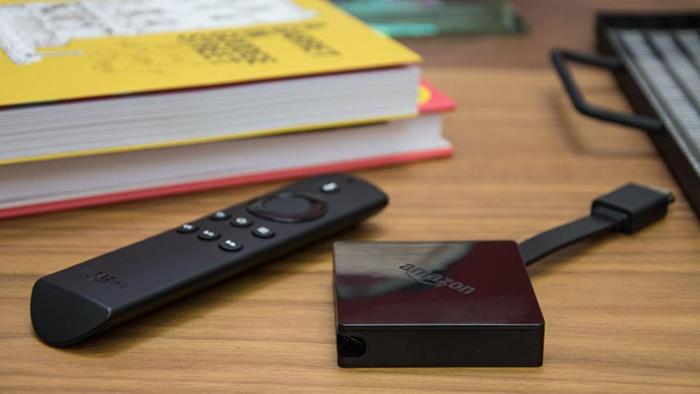 Amazon Fire TV Design