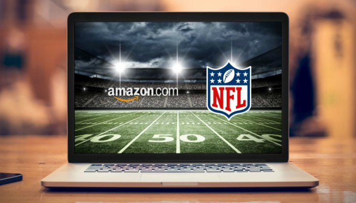 Amazon Video Supports CBS All Access NFL