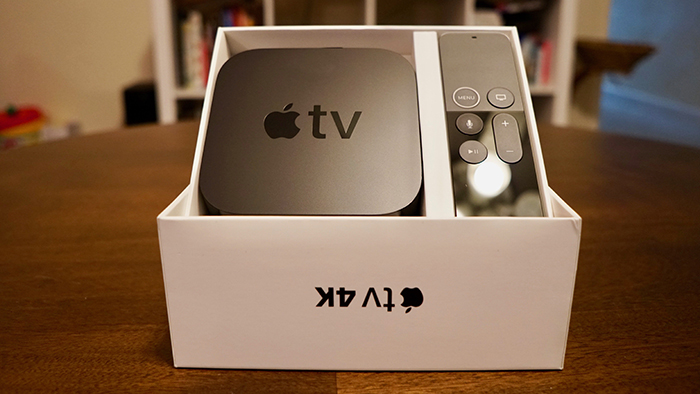 Apple TV 4K Design