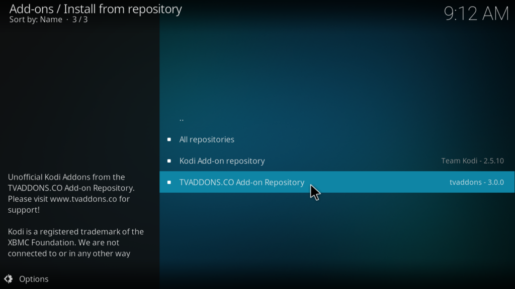 Decado Documentaries Kodi Addon - TV Addons Repository